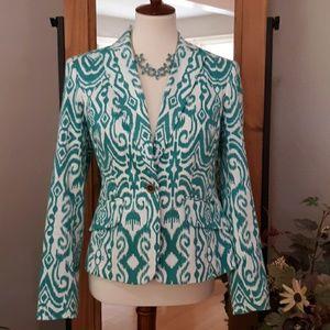 Gorgeous Turquoise/Teal Jacket